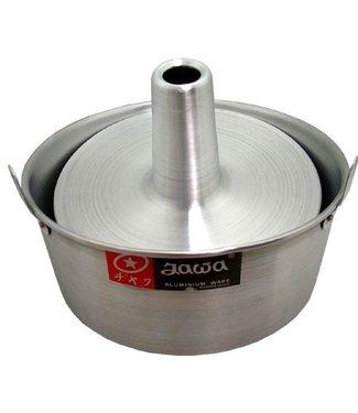 Chiffon Cake Baking Aluminum Jawa 22 cm