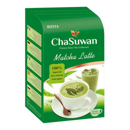 Hotta ChaSuwan Matcha Latte 15g x 10 sachets