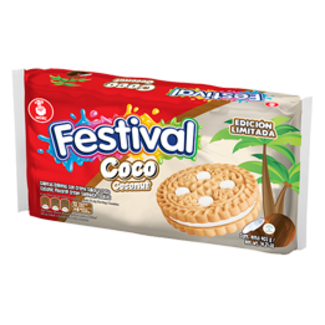 Noel Festival Coco cookies