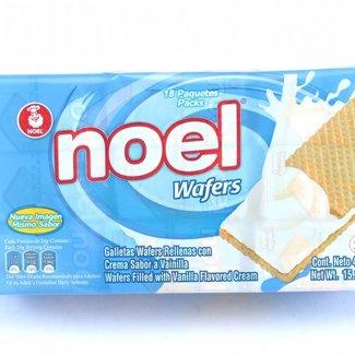 Noel Noel Vanilia Wafers 18 packs