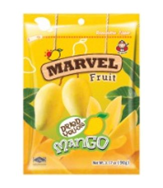 Tao Kae Noi Marvel Fruit dried yellow mango 90g