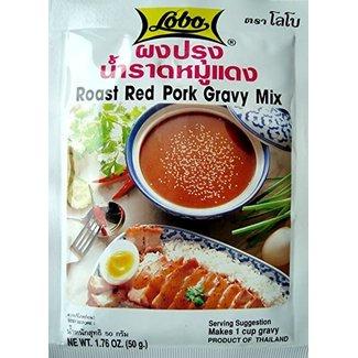 Lobo Lobo Roasted red pig Gravy mix 50g