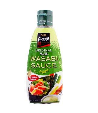 S&B Wasabi Sauce 170gr