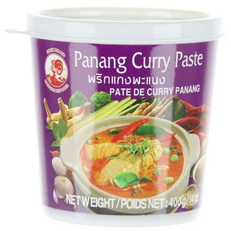 Cock Brand Panang Curry Paste 400gr