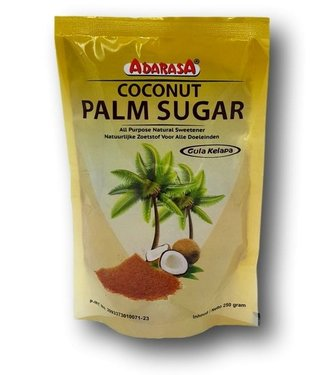 Adarasa Coconut Palm Sugar 250gr