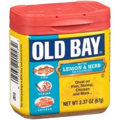 Old Bay with Lemon & Herb Seasoning 2.37 oz (67gr)