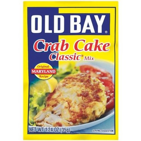 Old Bay Crab Cake Classic Mix 35gr / 1.24 oz