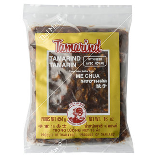 Tamarind with Seed 454gr Cock Brand