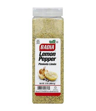 Badia Lemon Pepper 680.4 g / 1.5 lb