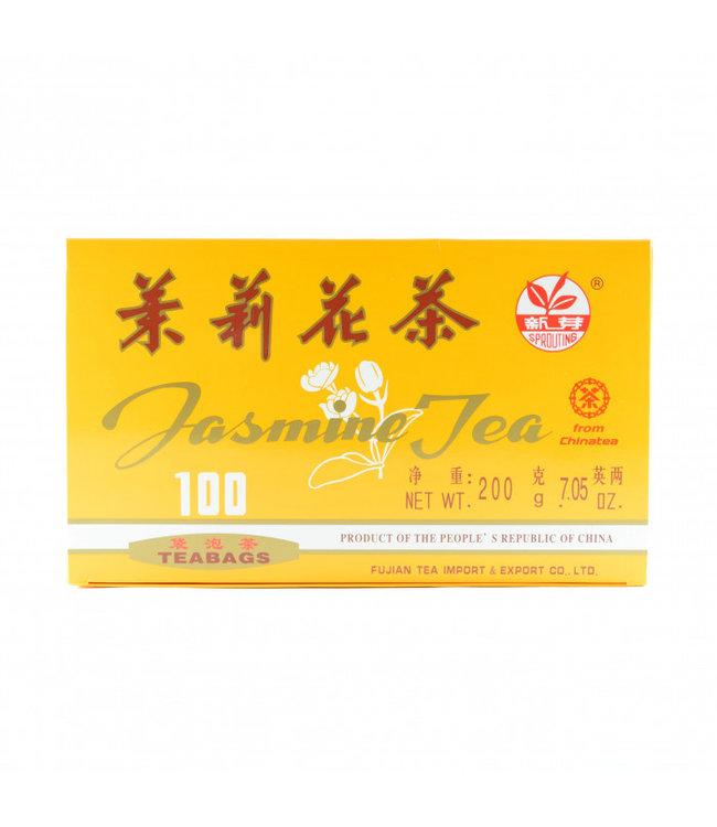 Jasmine Tea JT001 Sprouting 200 gr - 100 sachets