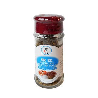 Sichuan Pepper Salt Powder, 48gr jar