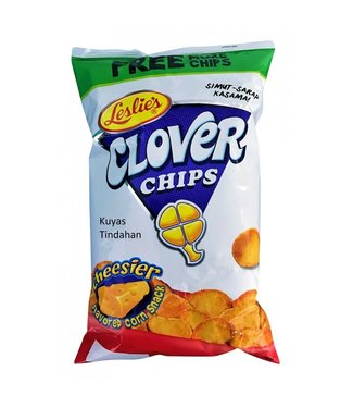 Leslie's Clover Chips Cheese