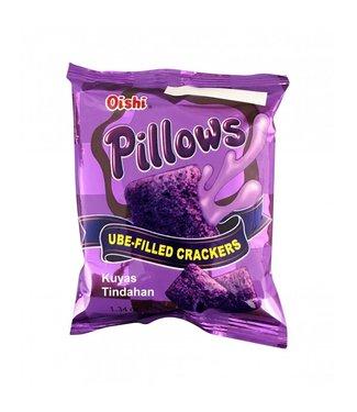 Oishi Kussens Ube Gevulde Crackers