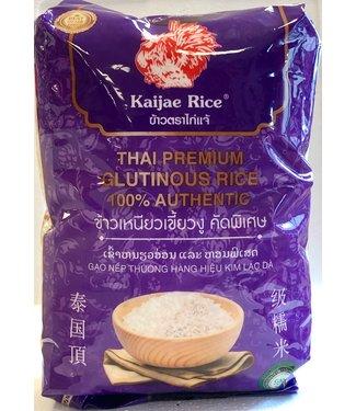 Kaijae Rice Thai Premium Glutinous Rice 1kg