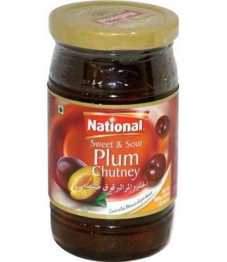 Sweet  & Sour Plum Chutney 390g