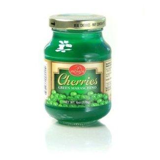 Promos Cherries Green Maraschino 170gr