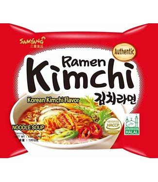 Samyang Ramen Kimchi 120gr