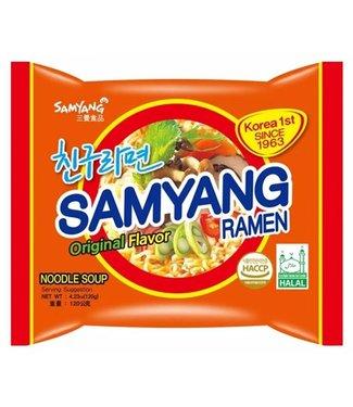 Samyang Ramen since 1963 Noodle Soup