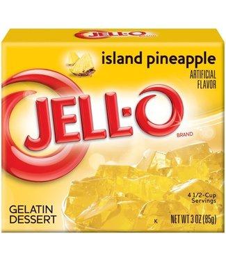 Jello-o Pineapple 85gr/ 3oz