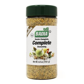 Badia Complete Seasoning 6oz (170.1g)