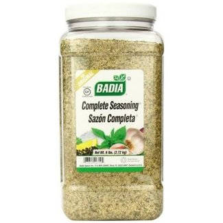 Badia Complete Seasoning 6 lbs (2.72kg)