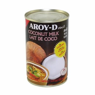 aroy-d coconut milk for cooking 400ml