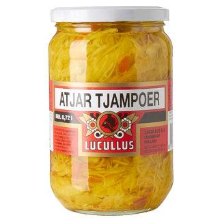 atjar tjampoer 0.72L Lucullus