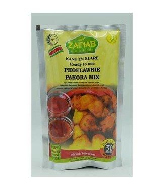 Zainab Phoelawrie mix 400 g zainab
