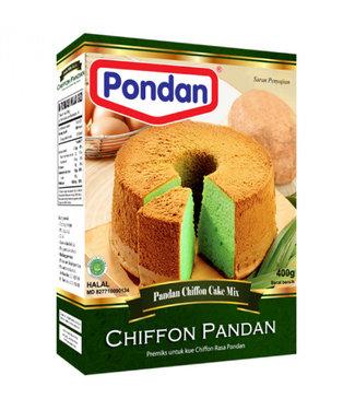 Pondan Pondan chiffon pandan cake mix 400 g