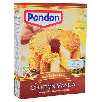 Pondan Pondan Vanila Chiffon cake powder 400 g