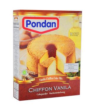 Pondan Pondan Vanila Chiffon cakepoeder 400 g