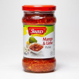 swad mango & lime pickle 300g
