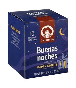 Carmencita Tea Buenas noches