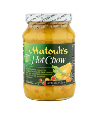 Matouk's Matouk's Hot Chow Relish - Piccalilly 380gr