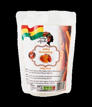 heritage afrika Jollof Seasoning 120gr