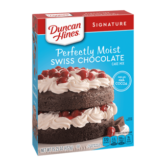 Duncan Hines Duncan Hines Swiss Chocolate Cake mix