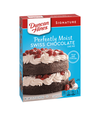 Duncan Hines Duncan Hines Swiss Chocolate Cake mix
