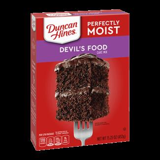 Duncan Hines Duncan Hines Devil's Food Cake mix