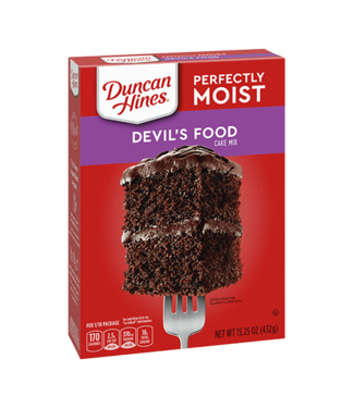 Duncan Hines Duncan Hines Devil's Food Cake mix