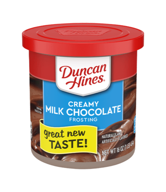 Duncan Hines Duncan Hines Milk Chocolate frosting