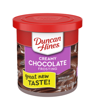 Duncan Hines Duncan Hines Chocolate Frosting