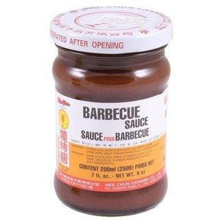 Mee Chun barbecue sauce 200ml mee chun - pot
