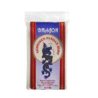 dragon pandan rijst gebroken 4.5 kg
