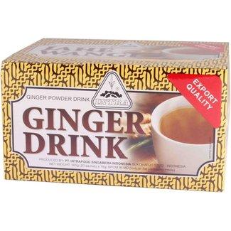 Intra Jahe Wangi Ginger Tea 360gr