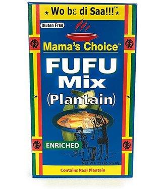 Fufu Mix Plantain Mama's Choice 624gr