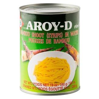 Aroy-D Bamboo Shoot Strips 540gr