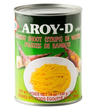 Aroy-D Bamboo Shoot Strips 540gr