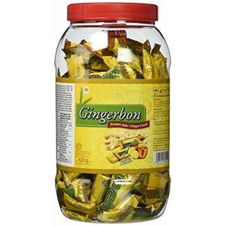 Agel Gingerbon Ginger candy Honey Lemon 620gr