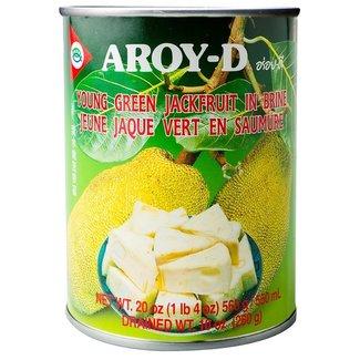 aroy-d young green jackfruit in brine 565gr