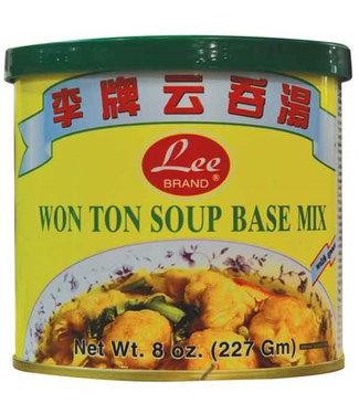 Lee Brand Lee Brand Won Ton Soup Base Mix 227gr